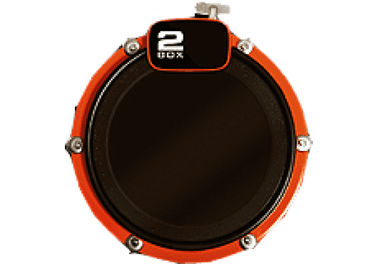 Batteries & Percussions - ELEMENTS SEPARES - PADS - 2Box - PTB PAD10 - Royez Musik