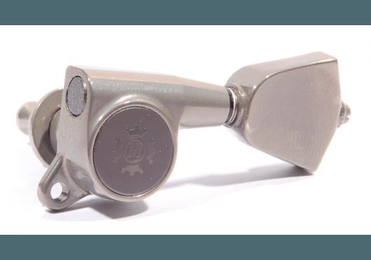 Produits pour fabricants - MECANIQUES GUITARE - Accastillage - WACC GT-SG381-04B-XN - Royez Musik