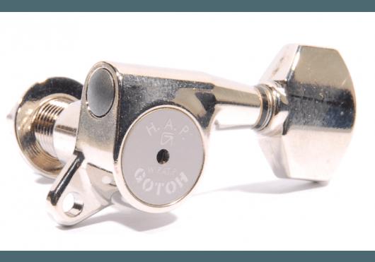 Produits pour fabricants - MECANIQUES GUITARE - Accastillage - WACC GT-SG503-07-LHAPM-N - Royez Musik