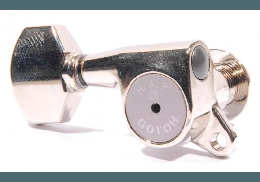 Produits pour fabricants - MECANIQUES GUITARE - Accastillage - WACC GT-SG503-07-RHAPM-N - Royez Musik