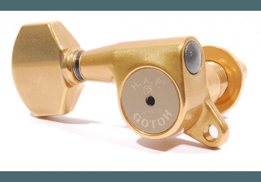 Produits pour fabricants - MECANIQUES GUITARE - Accastillage - WACC GT-SG503-07-RHAPM-XG - Royez Musik