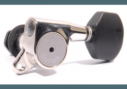 Produits pour fabricants - MECANIQUES GUITARE - Accastillage - WACC GT-SG503-07L-HAPM-NB - Royez Musik