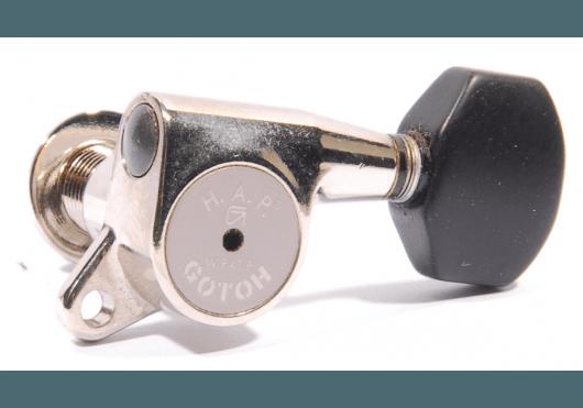 Produits pour fabricants - MECANIQUES GUITARE - Accastillage - WACC GT-SG503-07L-LHAPM-N - Royez Musik