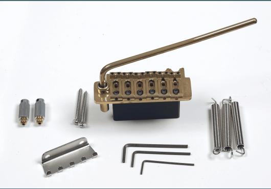 Produits pour fabricants - VIBRATOS/TREMOLOS - Accastillage - WACC GT-VG300-LH-XG - Royez Musik
