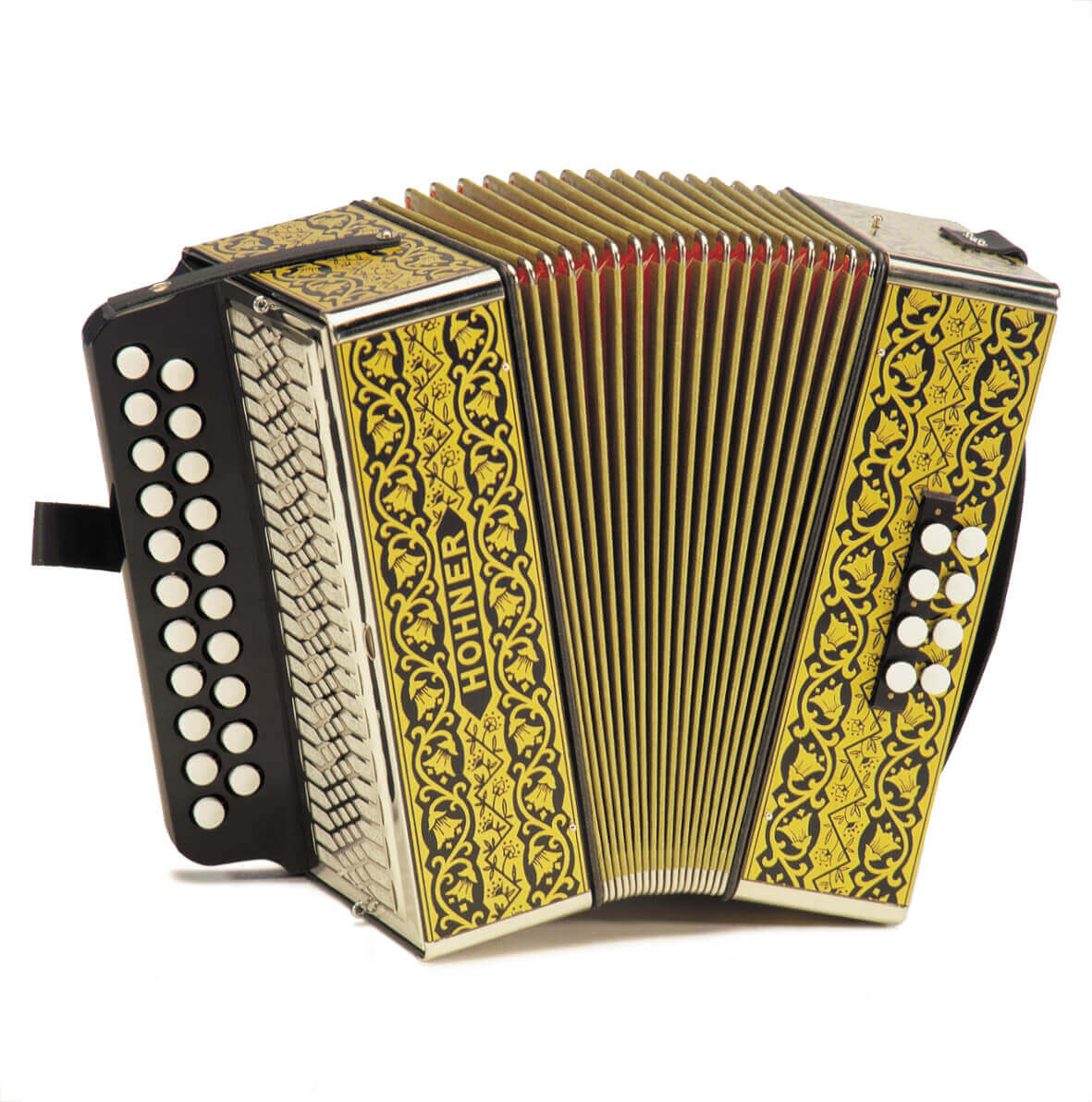 Accordéons - ACCORDEONS - HOHNER - Accordéon diatonique 2915 AD - Royez Musik