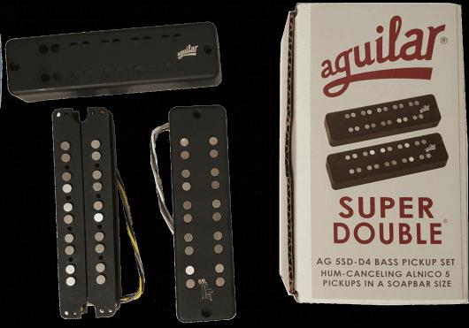 Amplis effets - MICROS - Aguilar - MAG AG5SD-D4 - Royez Musik