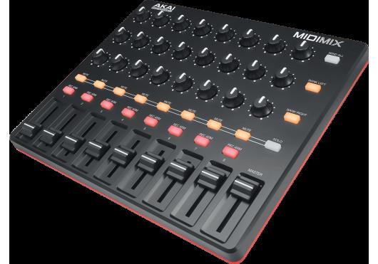 Audio - CONTRÔLEURS - Akai Pro - RAP MIDIMIX - Royez Musik