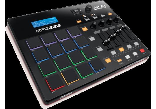 Audio - CONTRÔLEURS - Akai Pro - RAP MPD226 - Royez Musik