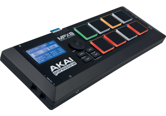 Audio - CONTRÔLEURS - Akai Pro - RAP MPX8 - Royez Musik