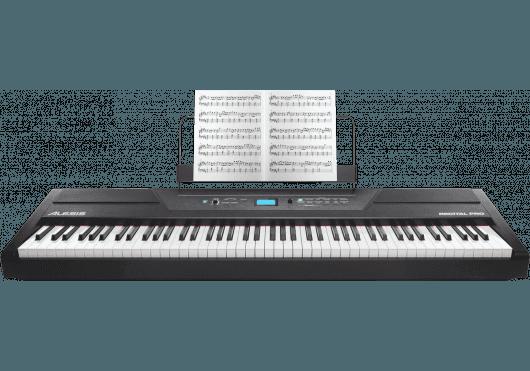Claviers & Pianos - PIANOS NUMERIQUES - PORTABLE - Alesis - KAL RECITALPRO - Royez Musik