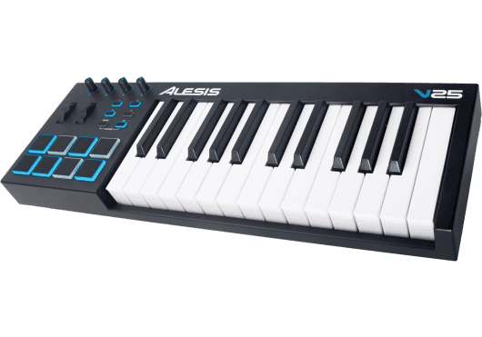 Claviers & Pianos - CLAVIERS - CLAVIERS MAITRES - Alesis - V25 - Royez Musik