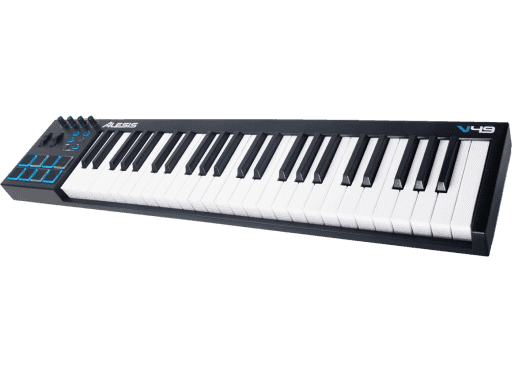Claviers & Pianos - CLAVIERS - CLAVIERS MAITRES - Alesis - V49 - Royez Musik