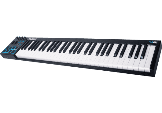 Claviers & Pianos - CLAVIERS - CLAVIERS MAITRES - Alesis - V61 - Royez Musik