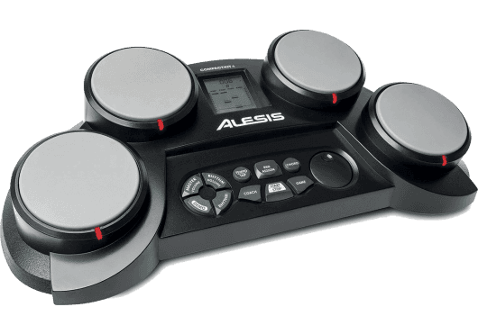 Batteries & Percussions - BATTERIES ELECTRONIQUES - Alesis - PAL COMPACTKIT-4 - Royez Musik