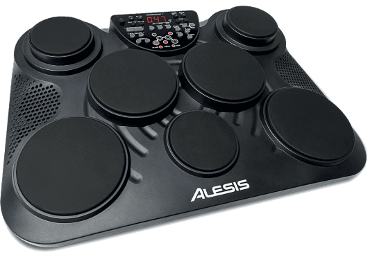 Batteries & Percussions - BATTERIES ELECTRONIQUES - Alesis - PAL COMPACTKIT-7 - Royez Musik