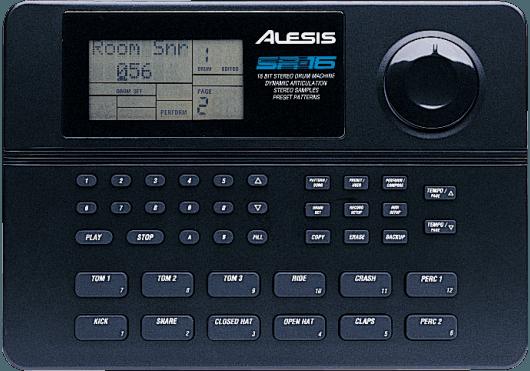 Batteries & Percussions - BOITES A RYTHMES - Alesis - PAL SR-16 - Royez Musik