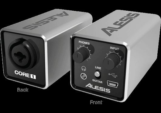 Audio - ENREGISTREMENT ET CAPTURES - Alesis - RAL CORE1 - Royez Musik