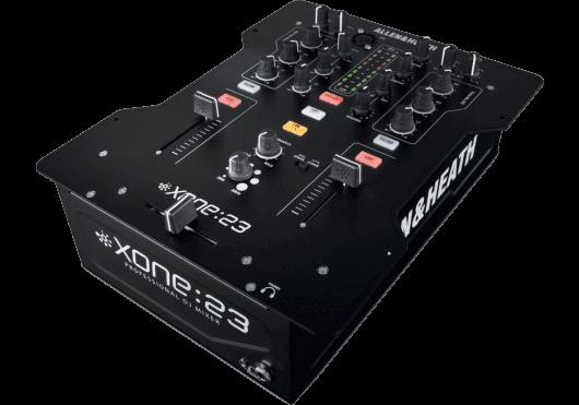 Audio - MIXAGE - TABLES DE MIXAGE DJ - Allen & Heath - DAH XONE-23 - Royez Musik