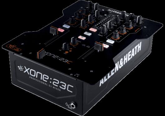 Audio - MIXAGE - TABLES DE MIXAGE DJ - Allen & Heath - DAH XONE-23C - Royez Musik