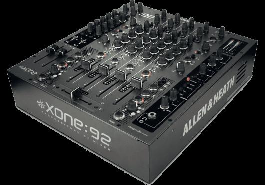 Audio - MIXAGE - TABLES DE MIXAGE DJ - Allen & Heath - DAH XONE-92 - Royez Musik