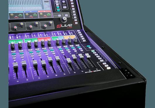 Audio - MIXAGE - MIXEURS - Allen & Heath - SAH DL-DLC15-RK19 - Royez Musik