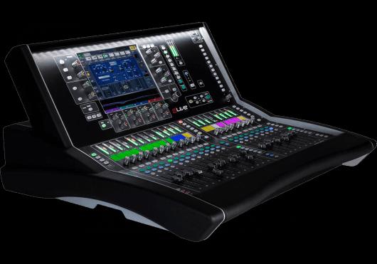 Audio - MIXAGE - MIXEURS - Allen & Heath - SAH DLIVE-S3000 - Royez Musik