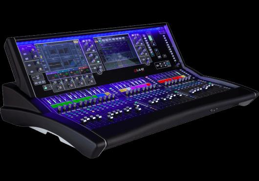 Audio - MIXAGE - MIXEURS - Allen & Heath - SAH DLIVE-S5000 - Royez Musik