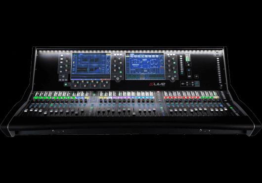 Audio - MIXAGE - MIXEURS - Allen & Heath - SAH DLIVE-S7000 - Royez Musik