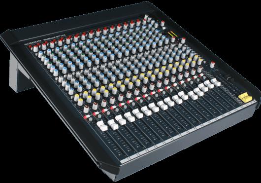 Audio - MIXAGE - MIXEURS - Allen & Heath - SAH WZ4-16.2 - Royez Musik