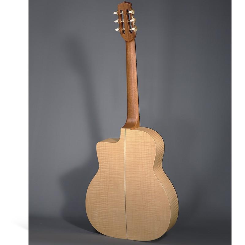 Guitares & Co - GUITARES MANOUCHES - 6 CORDES - ALTAMIRA - AT036 - Royez Musik