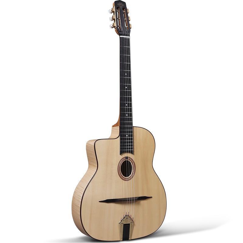 Guitares & Co - GUITARES MANOUCHES - 6 CORDES - ALTAMIRA - AT036L - Royez Musik