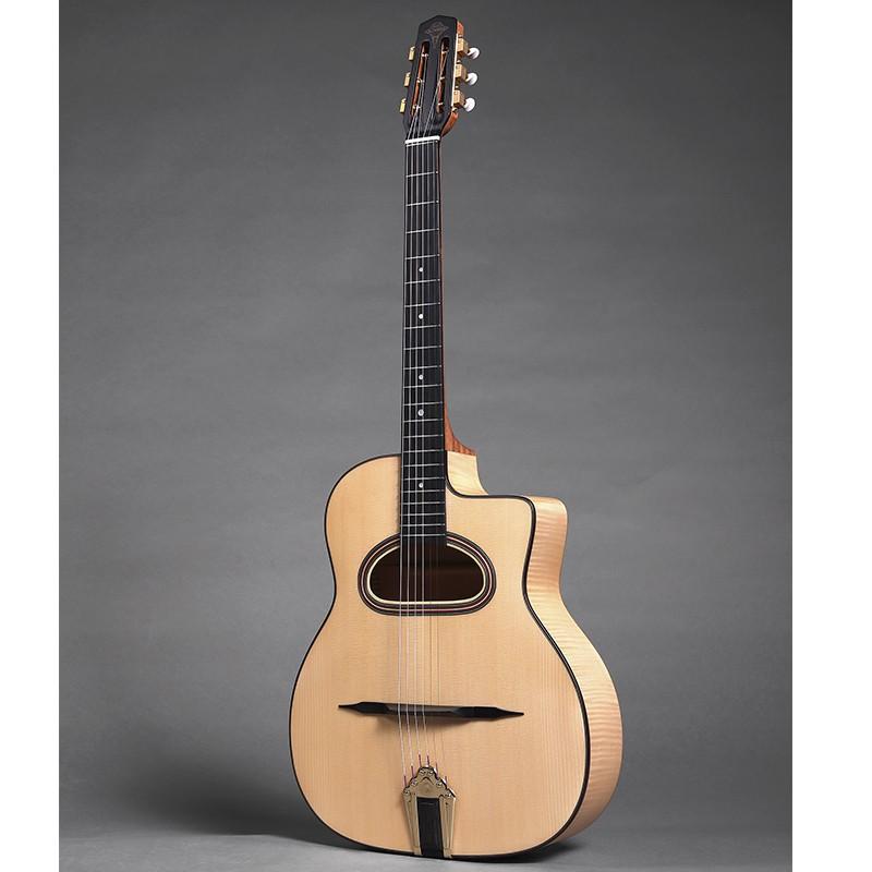 Guitares & Co - GUITARES MANOUCHES - 6 CORDES - ALTAMIRA - AT037 - Royez Musik