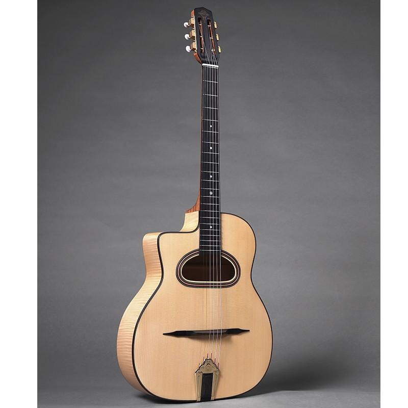 Guitares & Co - GUITARES MANOUCHES - 6 CORDES - ALTAMIRA - AT037L - Royez Musik
