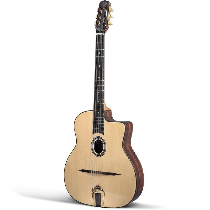 Guitares & Co - GUITARES MANOUCHES - 6 CORDES - ALTAMIRA - AT038 - Royez Musik