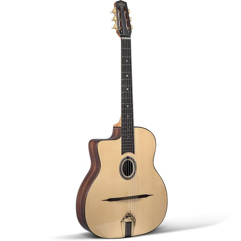 Guitares & Co - GUITARES MANOUCHES - 6 CORDES - ALTAMIRA - AT038L - Royez Musik