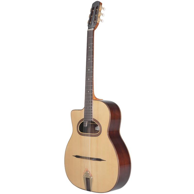 Guitares & Co - GUITARES MANOUCHES - 6 CORDES - ALTAMIRA - AT039L - Royez Musik