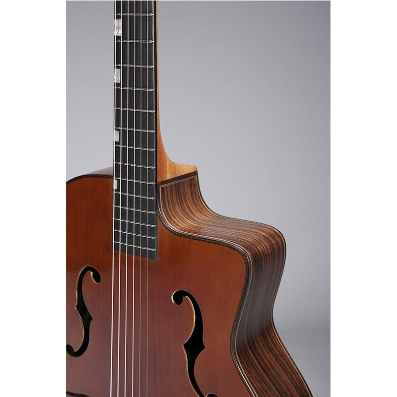 Guitares & Co - GUITARES MANOUCHES - 6 CORDES - ALTAMIRA - AT040 - Royez Musik