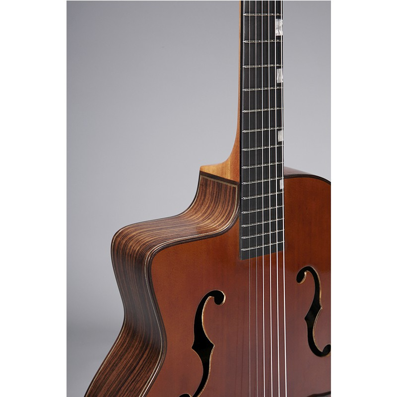 Guitares & Co - GUITARES MANOUCHES - 6 CORDES - ALTAMIRA - AT040L - Royez Musik