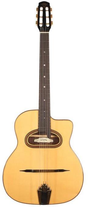 Guitares & Co - GUITARES MANOUCHES - 6 CORDES - ALTAMIRA - AT043 - Royez Musik