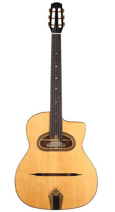 Guitares & Co - GUITARES MANOUCHES - 6 CORDES - ALTAMIRA - AT047 - Royez Musik