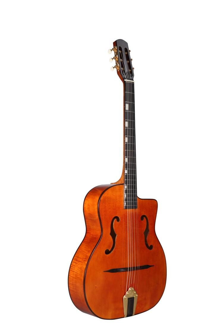Guitares & Co - GUITARES MANOUCHES - 6 CORDES - ALTAMIRA - AT050 - Royez Musik