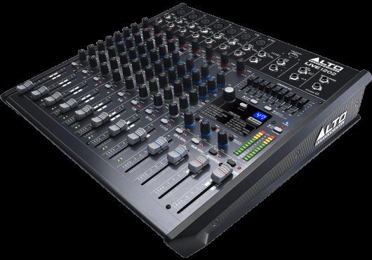 Audio - MIXAGE - MIXEURS - Alto Professional - SLT LIVE1202 - Royez Musik
