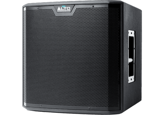 Audio - ENCEINTES & CO - CAISSONS - Alto Professional - SLT TS212S - Royez Musik