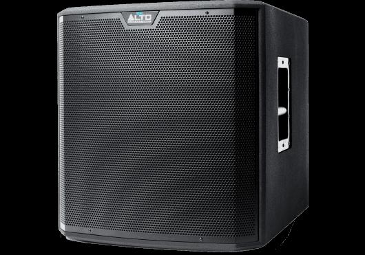 Audio - ENCEINTES & CO - CAISSONS - Alto Professional - SLT TS215S - Royez Musik