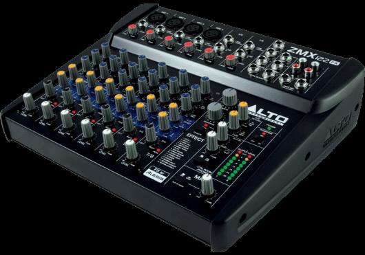 Audio - MIXAGE - MIXEURS - Alto Professional - SLT ZMX122FX - Royez Musik