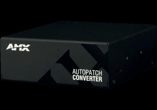Vidéo - CONVERTISSEURS - AMX - EAM AVB-CVT-DVI-D-HD15 - Royez Musik