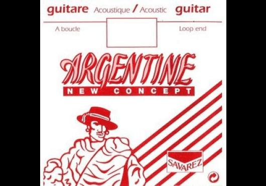 Cordes - CORDES GUITARES ACOUSTIQUES - A L'UNITE - Argentine - CAR 1016 - Royez Musik