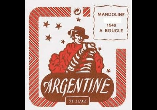 Cordes - CORDES AUTRES INSTRUMENTS - A L'UNITE - Argentine - CAR 1041 - Royez Musik