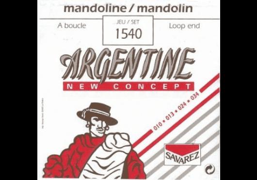 Cordes - CORDES AUTRES INSTRUMENTS - JEU COMPLET - Argentine - CAR 1540 - Royez Musik