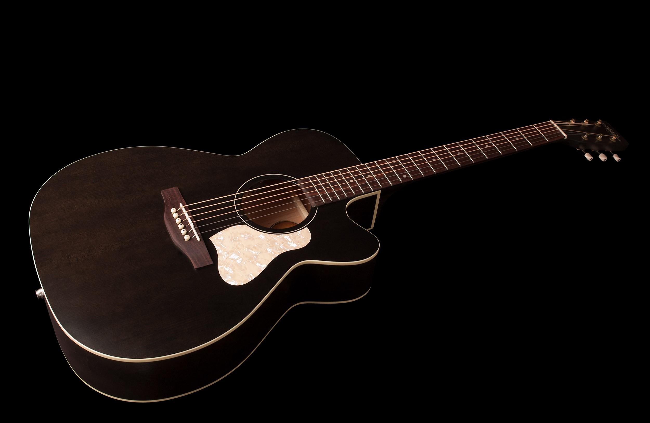 Guitares & Co - GUITARES ACOUSTIQUES - 6 CORDES - ART & LUTHERIE - AL042371 - Royez Musik